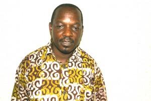 Mr Kwena Kizito