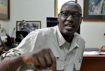 Uganda's Kaddu Sebunya scoops African Wildlife Foundation presidency