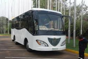 Kayoola solar bus to fly Uganda's flag at UN technology Expo