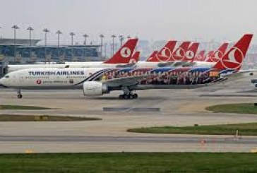Turkish Breaches Billion dollar barrier