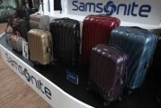 Samsonite introduces private tracking of lost luggage