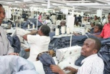 Regional garment makers to get US help