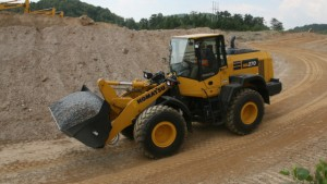 The Ministry has already placed an order for 401 units of construction equipment including wheel loaders and graders.
