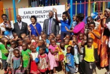 Stanbic opens child centre
