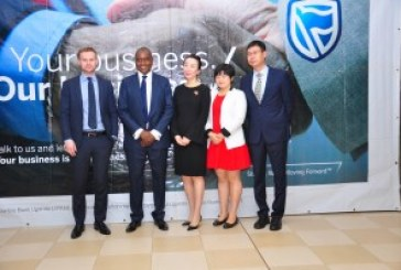 Chinese in Uganda hosted by Stanbic