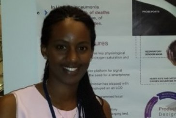 Ugandan lady in the running for $100,000 tech prize