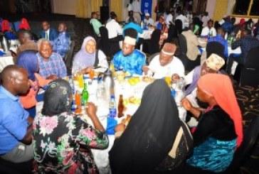 Stanbic hosts Ramadan dinner for Muslim customers