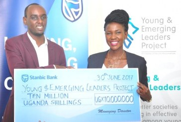 Young leaders project gets Stanbic backing