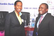 Stanbic gives helping hand to Ugandan surveyors