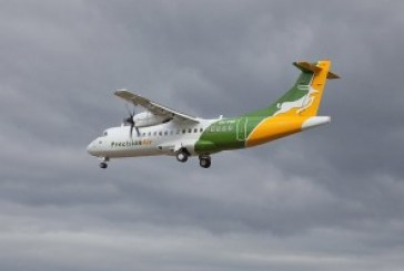 Tanzania's Precision Air resumes Entebbe flights
