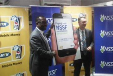 Social security fund partners with MTN Uganda on payments