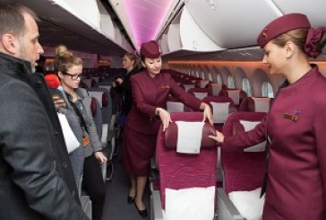 Qatar Airways launches free on board Wi-Fi