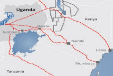 Uganda white oil pipeline surveys begin