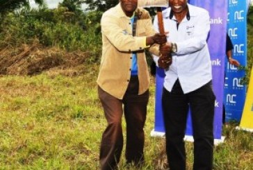 Stanbic gives Rotary a Ushs 50 million hand