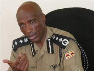 Embattled:Uganda IGP Gen.Kale Kayihura