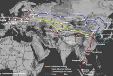 World's longest rail route connects China to Europe