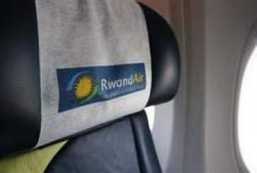 Entebbe is first stop for Rwandair's mint new Airbus