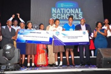 Mary Hill win top prize in Stanbic schools competition