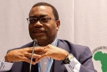 African bank president to get $250,000 for food crusade