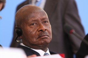 Museveni wants aa quick resolutionnof the issue