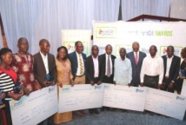 NSSF recognises worthy causes with cash