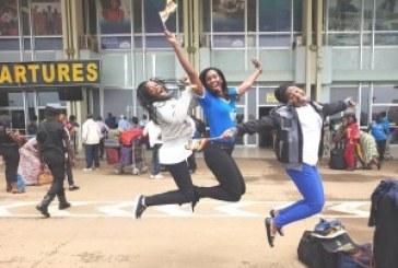 Stanbic flies off schools championship winners