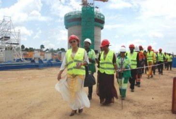 Work on Hima Cement grinding unit gets legislative praise