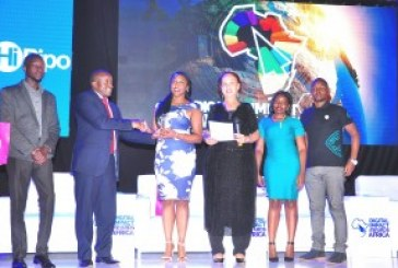 Stanbic Bank awarded for digital performance