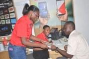 Vodafone Uganda bosses become personable with customers