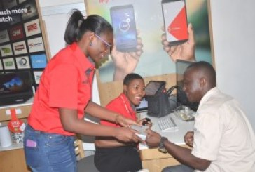 Vodafone Uganda bosses become personable with customers