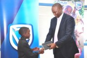 Primary school pupil runs Stanbic Bank for one day