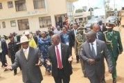 Presidents officially open upgraded $12m Mutukula post