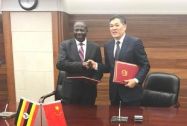 China hands over $30m for Uganda customs upgrade