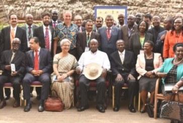 President wants more Indian interest in Uganda