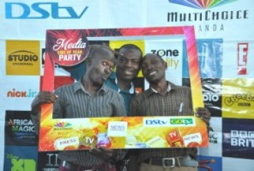 MultiChoice hosts media at party for their support