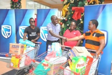 Stanbic holds trolley dash to raise card use popularity