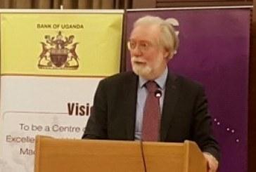 Sir Paul tells Uganda to stick with  champion firms