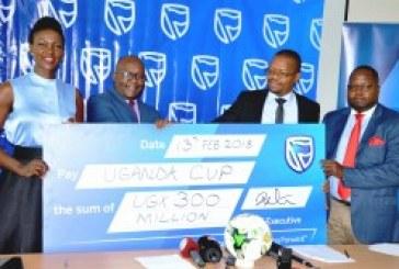 Uganda Cup gets Stanbic Bank sponsorship