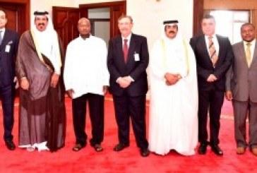 Qatari delegation in talks with Museveni over investment