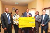 MTN Uganda showcases its financial clout