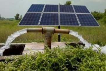 Government wants investors in solar pumps to boost irrigation