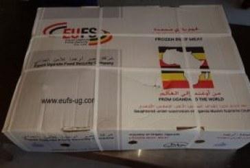 Uganda completes debut beef export to Egypt