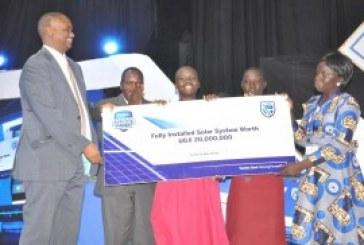 Muni Girls emerges as 2018 Stanbic schools champions