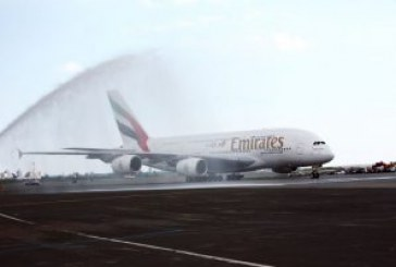 Emirates celebrates a decade of A380 operations